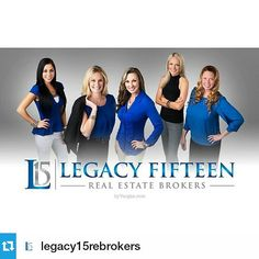 #Repost from @legacy15rebrokers The Lancona Real Estate Group & The Heather Gennette Team. Legacy 15 Real Estate Brokers #LanconaRealEstateGroup #HeatherGennetteTeam #ocrealestate #orangecounty...