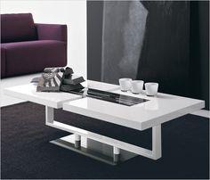 Table Basse Comment Bien La Choisir En 5 Points Living Room TablesWhite