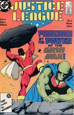Justice League Vol 1 6 - DC Comics Database