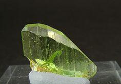 Forsterite (Peridote).