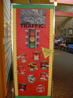"Bulletin Board - Audio books: ""Traffic: Better with Books"""