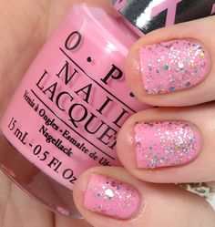 OPI Pink of Hearts 2013 Breast Cancer Awareness Collection Review, Photos, Swatches