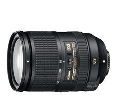 Refurbished AF-S DX NIKKOR 18-300mm f/3.5-6.3G ED VR Lens | Interchangeable Lens for Nikon DX Format D-SLR