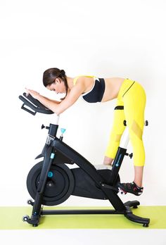 To get you off that bike and out of your sweaty clothes ASAP.