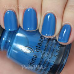 """China Glaze License & Registration Please 