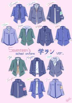 Photo & Fanart cr to owner (not mine) :) Seventeen Wonwoo, Kpop Drawings, Seventeen Wallpapers, Naruto Characters, Hip Hop, Kpop Fanart, Fandom, K Idols, Fashion Sketches