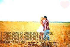 """""""Somebody's Heartbreak"""" -Hunter Hayes"""