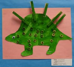 Kindergarten Idea
