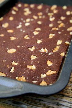 No-Bake Brownies   POPSUGAR Fitness