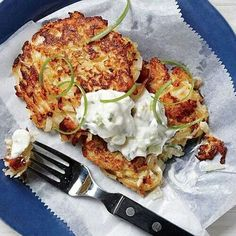 Cauliflower Fritters  http://www.myrecipes.com/m/recipe/crisp-cauliflower-fritters-50400000133598/