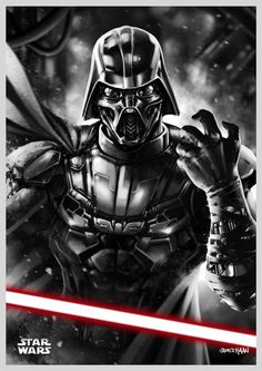 Darth Vader by Sadece Kaan