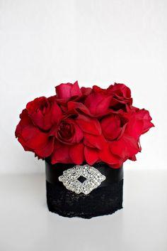 Red + Black JL Designs.