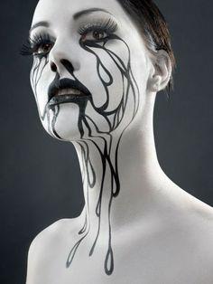 Halloween make-up inspiratie - My Simply Special