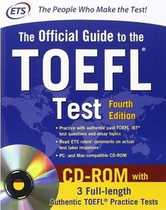 Free download barrons toefl ibt 12th edition ebook audio cd official guide to the toefl test with cd rom 4th edition fandeluxe Gallery
