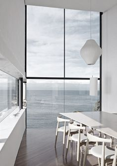 Stunning - the decor lets the view do the talking