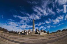 Vigeland Park, Oslo - by Claudia Regina - Claudia Regina CC:Flickr