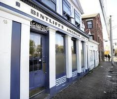 Bintliffs American Cafe in Portland, ME - my all time favorite brunch spot for eggs benedict and the most perfect mimosas! #MyDayinStitchFix