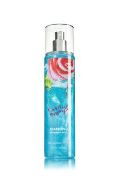 Carried Away Diamond Shimmer Mist - Signature Collection - Bath & Body Works
