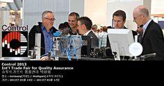 Control 2013 Int'l Trade Fair for Quality Assurance 슈투트가르트 품질관리 박람회