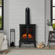 Free Standing Electric Fireplace, Electric Stove Fireplace, Gas Fireplace, Free Standing Wood Stove, Electric Wood Burning Stove, Wood Burning Stoves, Wood Burning Cook Stove, Wood Pellet Stoves, Portable Fireplace