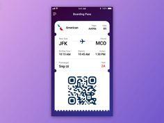 Web Design, Graphic Design, Bus Information, Card Ui, Member Card, Ticket Design, Air Tickets, Daily Ui, Adobe Xd