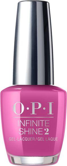 OPI Infinite Shine - Pompeii Purple - #ISLC09