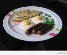 #Lego #Breakfast
