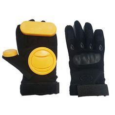 [US$16.49] 1 Pair Skateboard Gloves Safety Gear Longboard Brake Slide Gloves Outdoor Cycling Skiing Gloves #pair #skateboard #gloves #safety #gear #longboard #brake #slide #outdoor #cycling #skiing