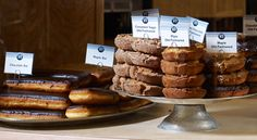 Try Top Pot Doughnuts in Seattle