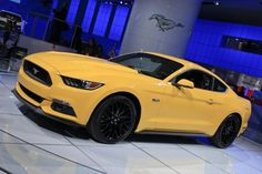 The Coolest Cars of the 2014 Detroit Auto Show! Find out why the 2015 #FordMustang made the 'top picks' Also some surprises! Hit the pic to find out more...