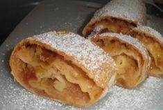 Lepší štrúdl jste nejedli – Až vyzkoušíte tento recept na ostatní recepty zapomenete! Strudel, Apple Pie, Bread, Baking, Breakfast, Ethnic Recipes, Sweet, Food, 3