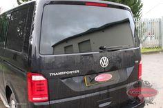VW T6 Transporter - 5% - http://www.motomotion.net/vw-t6-transporter-5-4/ #GtechniqUK #Detailing #Valeting #Tinting #Motomotioncornwall