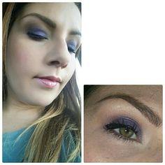 #picoftheday #makeupoftheday #makeup #makeuppassion #Ilovemakeup #instamakeup #instabeauty #beauty #greeneyes #powerofmakeup #makeupaddict #passionemakeup #purple #purplemakeup