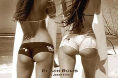 Framed Beach Bums - Girls On Beach by Jason Ellis Sexy Art Print Poster Beach Posters, Girl Posters, Surf Girls, Beach Girls, Heavy Metal, Jason Ellis, Beach Bun, Shops, Beach Print