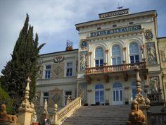 Pécs - Hungary - The Academic Science Building