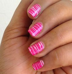 Fashionable Nail Art Design Ideas