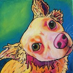 Funny Chihuahua Paintings   1000+ images about Chihuahua art on Pinterest   Chihuahua art, Chihuahuas and Chihuahua dogs
