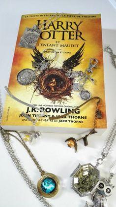 Jeu Concours Box Harry Potter et L'Enfant Maudit