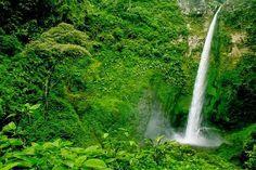 Ragam Wisata dan Kuliner Indonesia: Kali Pancur waterfall