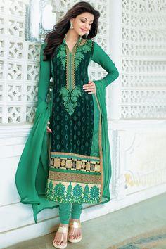 Ladies Suits Indian, Suits For Women, Beautiful Bollywood Actress, Most Beautiful Indian Actress, Indian Actress Photos, Indian Actresses, Ladies Suit Design, Salwar Kameez Online Shopping, Churidar Suits