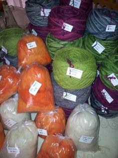 Listas las lanitas pesadas y con precio para el pueso de Chiloé.