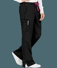 Med Couture MC� Scrubs Layla PETITE Cargo Pant