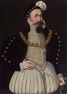 ROBERT DUDLEY, EARL OF LEICESTER  BORN: 1532 DIED: 4 SEPTEMBER 1588     4th son of John Dudley. First married to Amy Robsart, then to Lettice Knollys. A favorite of Elizabeth I