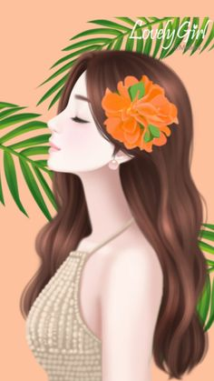 Enakei, beauty, and drawing image Cute Girl Drawing, Cartoon Girl Drawing, Girl Cartoon, Cartoon Art, Lovely Girl Image, Girly Drawings, Cute Girl Wallpaper, Digital Art Girl, Cute Cartoon Wallpapers