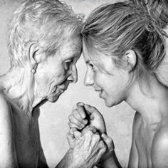 """Letter from a Mother to a Daughter: """"My dear girl, the day you see I'm getting old, I ask you to please be patient, but most of all, try to understand what I'm going through. If when we talk, I repeat the same thing a thousand times, don't interrupt to say: """"You said the same thing a minute ago""""… Just listen, please. Try to remember the times when you were little and I would read the same story night after night until you would fall asleep. When I don't want to take a bath, don't be mad..."""