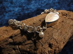 It's Celestial Chainmaille Bracelet by Valkyree on Etsy