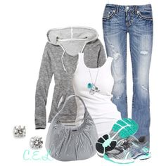 casual no purse great for everyday in winter, walking and camping.