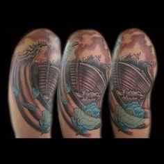 Canyon Webb - Japanese Noahs Ark
