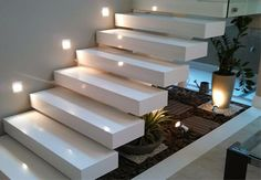 Escadas com porcelanato - veja modelos, dicas e preços!