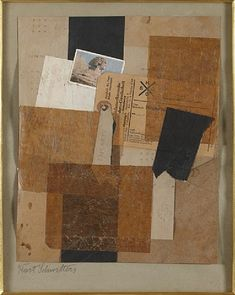 Paper Collage Art, Collage Artists, Collages, Berlin Club, Kurt Schwitters, Art Studies, Creative Thinking, Dresden, History